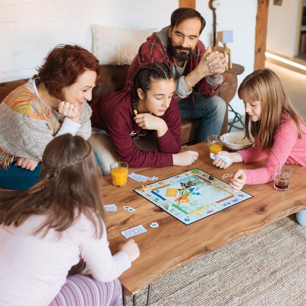 I giochi da tavolo come alternativa all'utilizzo smisurato del telefonino