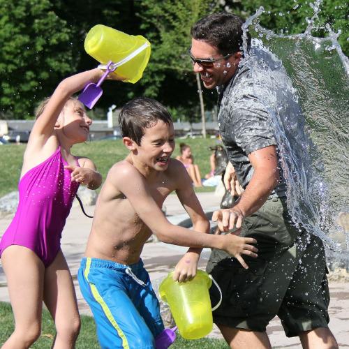 Tempo di… giochi con l'acqua: divertenti, freschi e super estivi!