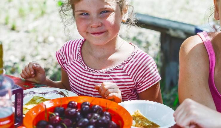 Quattro ricette estive, veloci e saporite per i tuoi bambini!