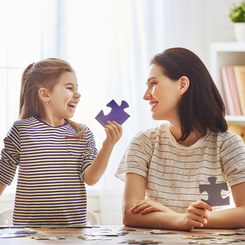 Il ruolo dei puzzle per lo sviluppo dei bambini