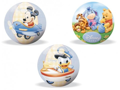 MINI PALLE DISNEY CARTOON ASS.D.140
