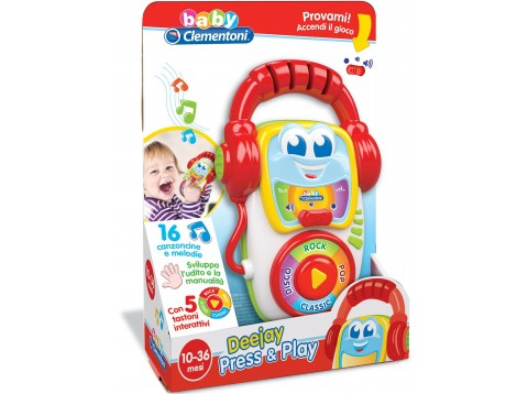 BABY MP3 PLAYER