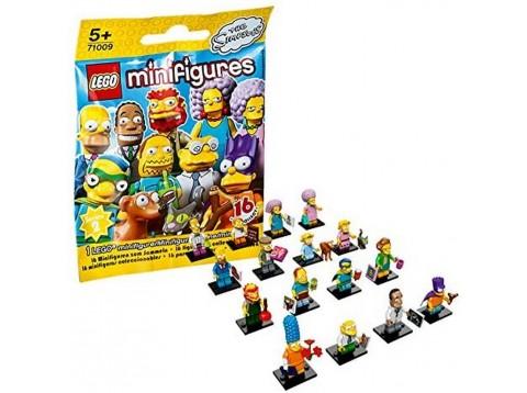MINI PERS.SIMPSON S.2 LEGO 71009