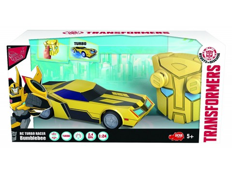 TRANSFORMERS TURBO RACER R/C BUMBLE