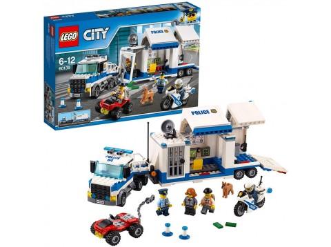 CENTRO DI COMANDO MOBILE CITY 60139