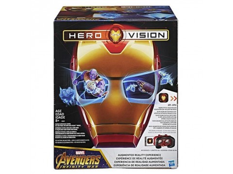 AVENGERS HERO VISION IRON MAN MASK