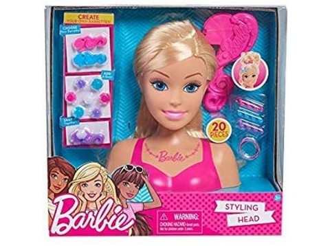BARBIE TESTA PICCOLA STYLING