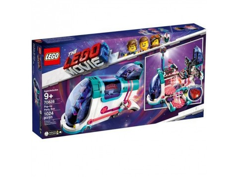 IL PARTY BUS POP-UP LEGO MOVIE70828