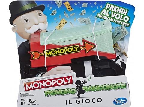 MONOPOLY PIOVONO BANCONOTE