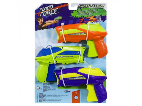 PISTOLA ACQUA FLOOD FORCE SWIMWAYS