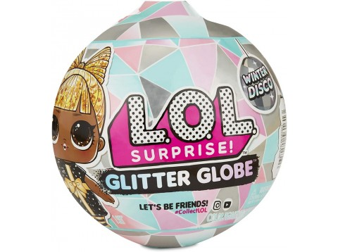 LOL GLITTER GLOBE WINTER DISCO E.12