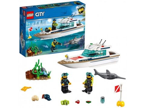 YACHT PER IMMERSIONI CITY 60221
