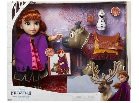 FROZEN ANNA SVEN E OLAF
