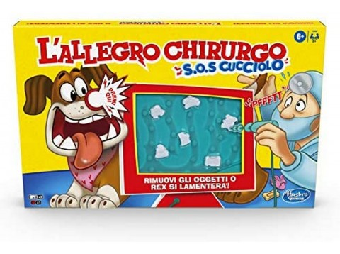 ALLEGRO CHIRURGO SOS CUCCIOLO