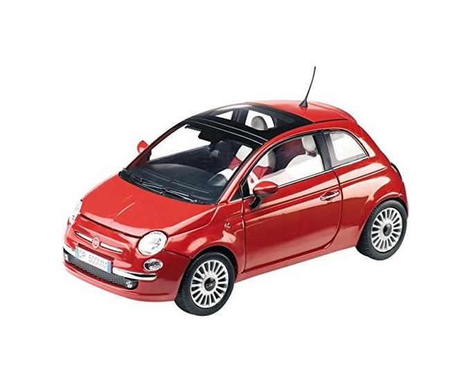 MONDO FIAT NEW 500 1/24