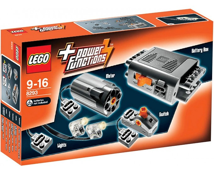 SET POWER TECHNIC 8293
