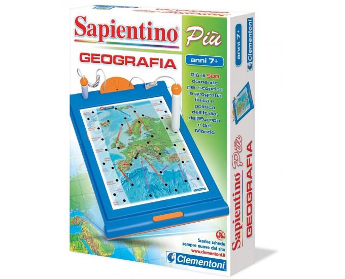 SAPIENTINO PIU' GEOGRAFIA