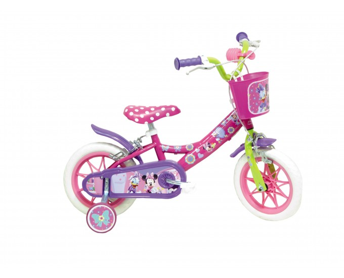 BICI 12 I LOVE MINNIE