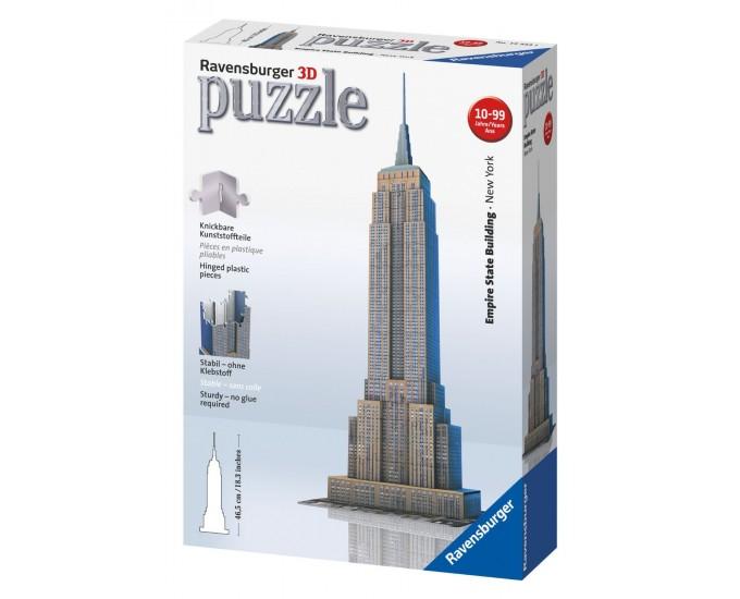 PUZZLE 3D EMPIRE STATE BUILDING 216