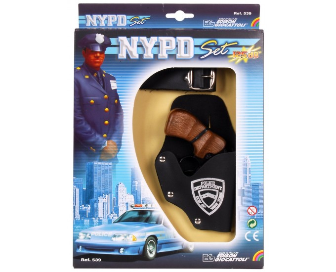 SET PISTOLA NYPD