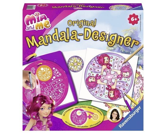MANDALA DESIGNER MIA AND ME