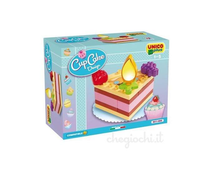 CUP CAKE TRANCIO TORTA