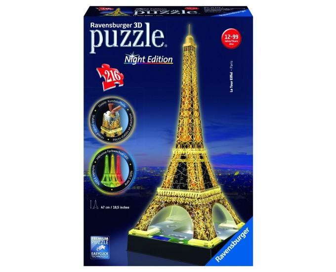 PUZZLE 3D TOUR EIFFEL NIGHT EDITION