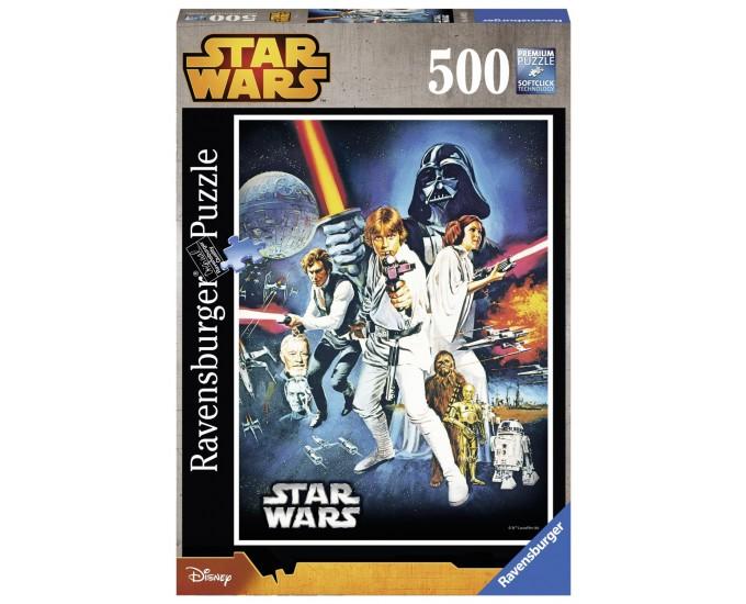 PUZZLE STAR WARS 500