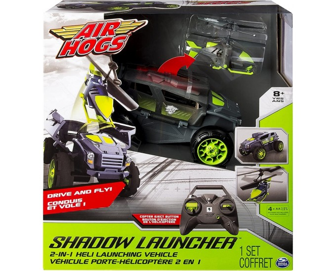 AIR HOGS SHADOW LAUNCHER