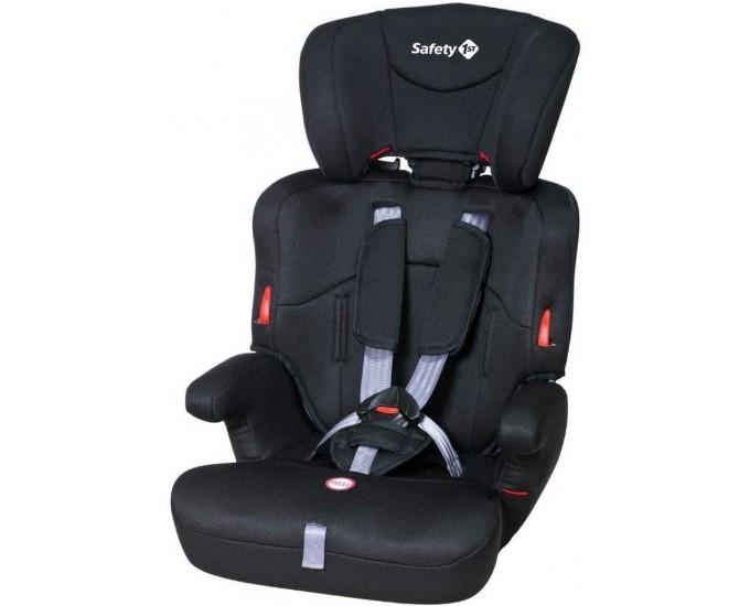 SEGGIOLINO AUTO EVER SAFE BLACK0/36