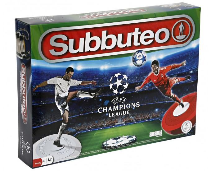 SUBBUTEO CHAMPIONS C/2 SQUADRE