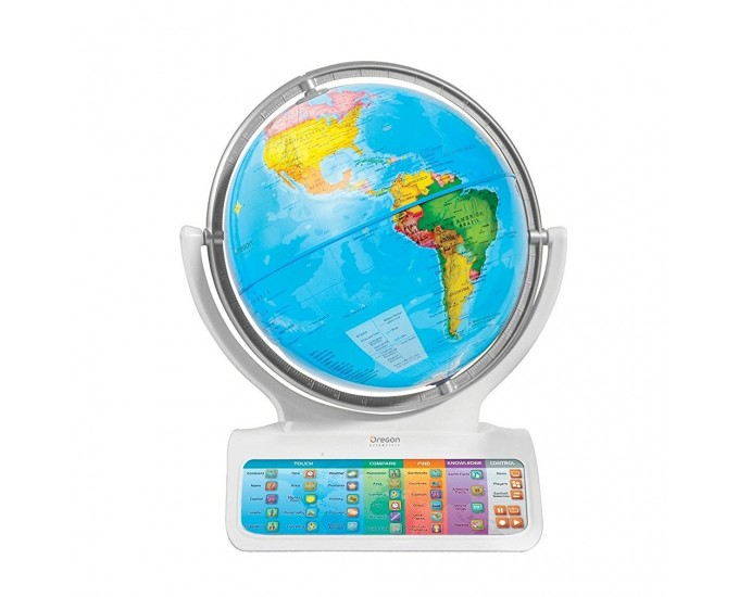 OREGON SCIENTIFIC  SMART GLOBE INFI