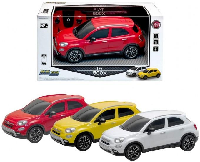 FIAT 500X SCALA 1/18