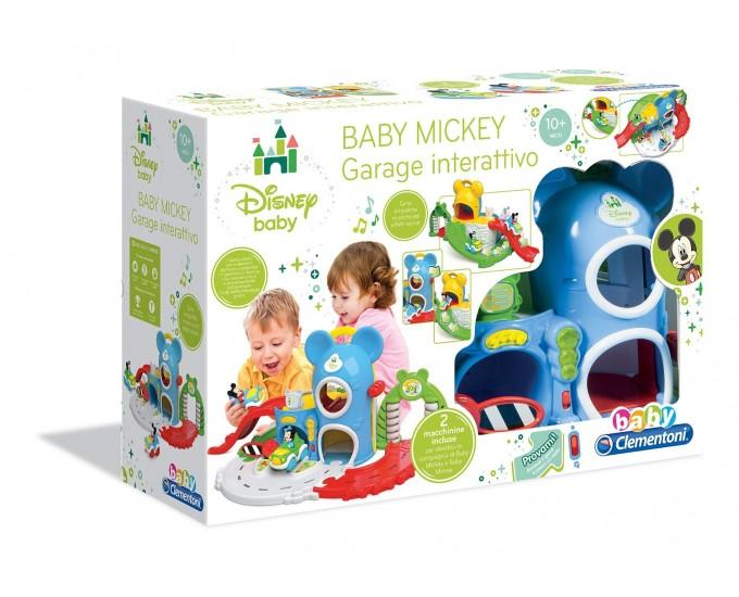 BABY MICKEY GARAGE INTERATTIVO