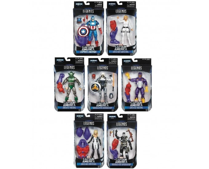 AVENGERS LEGENDS 15 CM