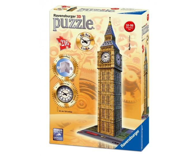 PUZZLE 3D BIG BEN C/OROLOGIO FUNZ.