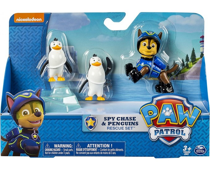 PAW PATROL RESCUE ACTION PUP AST