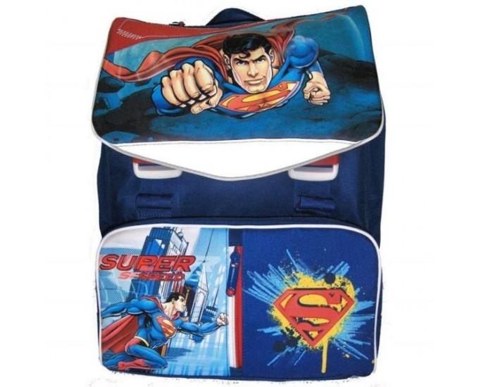 SUPERMAN-ZAINO EST.MULTIF.C/CUFFIE