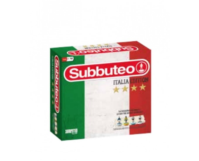 SUBBUTEO SUPER DELUXE ITALIA C/4 T.