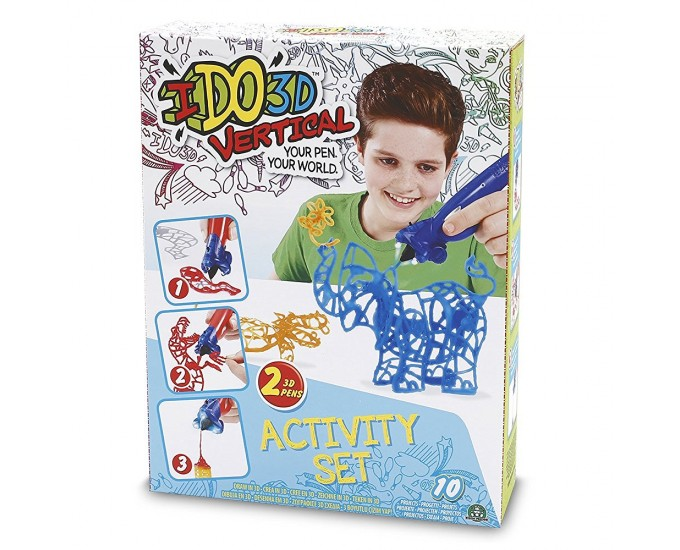 IDO3D VERTICAL ACTIVITY SET ASST
