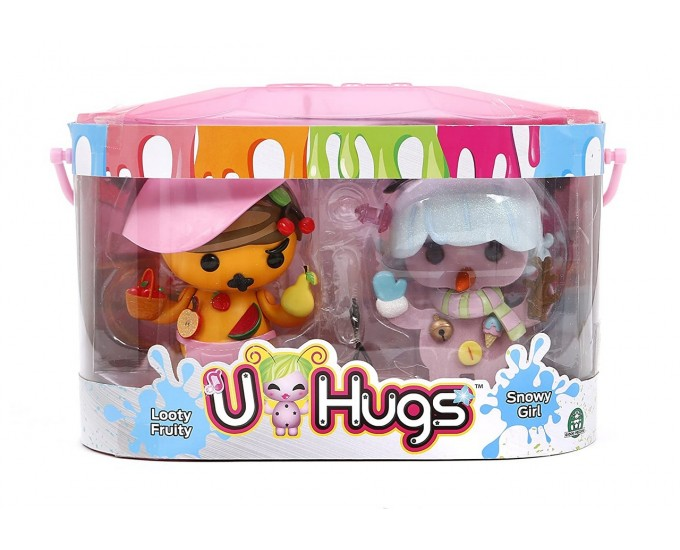 U HUGS DOLL + EXTRA PIN PACK