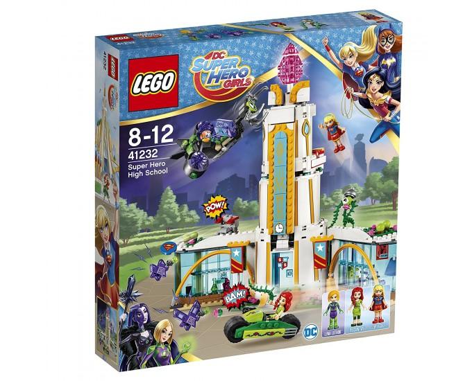 LICEO DEI SUPER EROI S.HEROES 41232