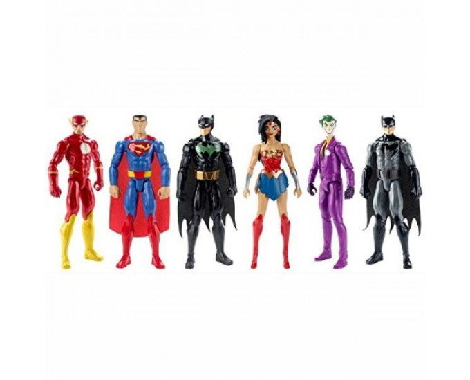 JUSTICE LEAGUE PERS.BASE ASS.TO