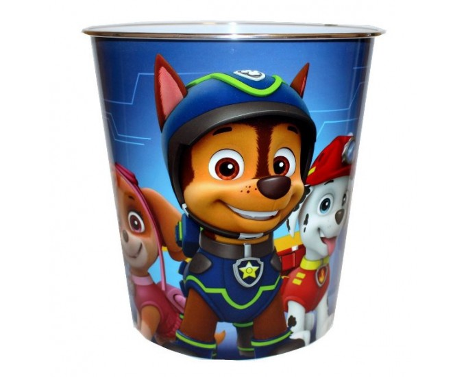 CONTENITORE PAW PATROL 23X24