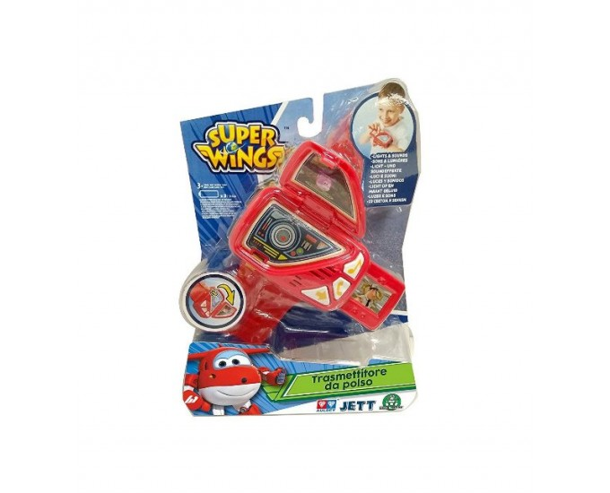 SUPERWINGS TRASM.DA POLSO