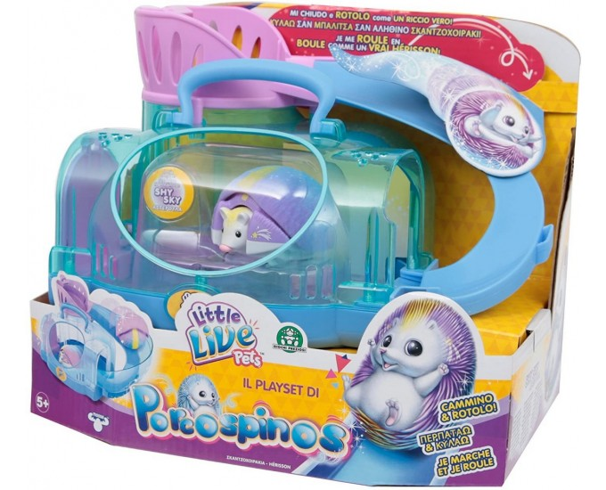 LLP PORCOSPINOS PLAYSET S1
