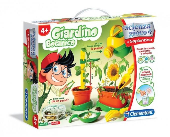 S&G DI SAPIENTINO - GIARDINO BOTANI