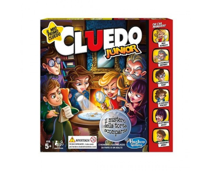 CLUEDO JUNIOR MB
