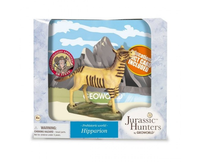 JURASSIC HUNTERS - HIPPARION