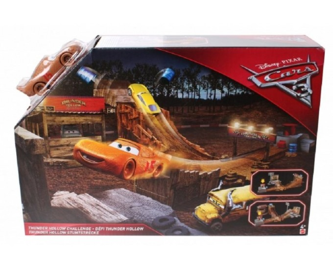 CARS STORY PLAYSET ASS.TO